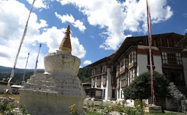 Kurje Monastery – Bumthang