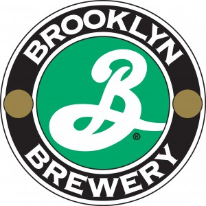 Brooklyn Brewery Logo Gold