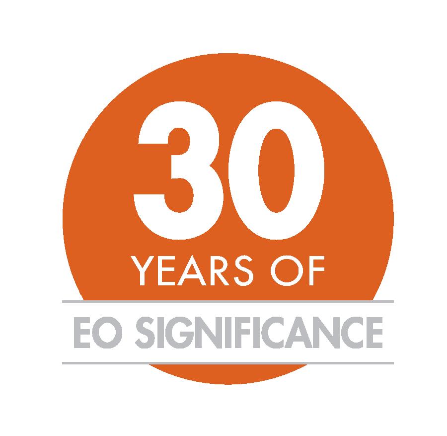 EO 30th Anniversary Logo